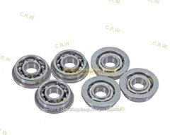 SHS Full Steel 8mm ball bearing bushing (ZT0019)